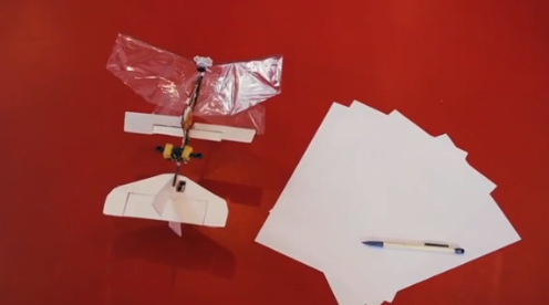 VIDEO: 'ROBOT DRAGONFLY' IS THE SMALLEST AND LIGHTEST SELF-NAVIGATING DRONE