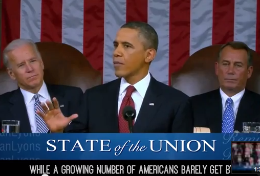 Offbeat: What Obama Really Meant In His State of the Union Address