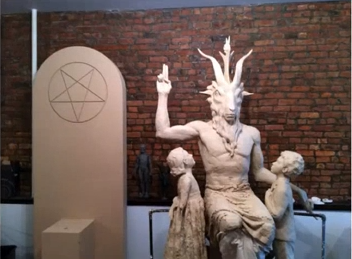"Satanists Want to Hand out Satanic ""Children's Books"" in Schools to Promote Satanism to Kids"