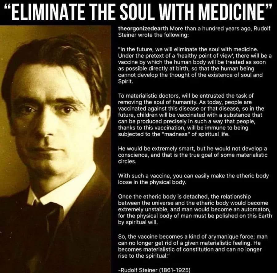 Our God Gland Is Under Attack?  Is Your Soul Being Eliminated By Vaccines, Medicines And Fluoride?